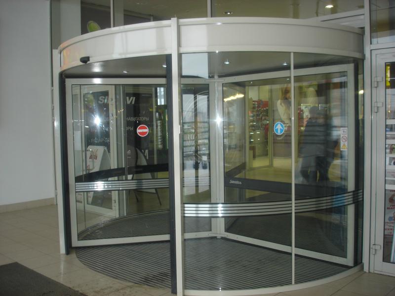 Автоматические раздвижные двери цена в Саянске